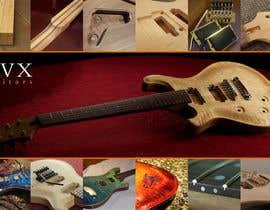 #15 για Guitar Company Landing page Artwork από DanievdW
