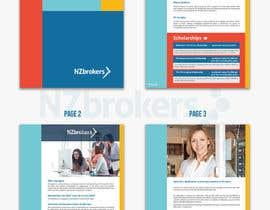 #5 for Scholarship Brochure af glazaropoulos