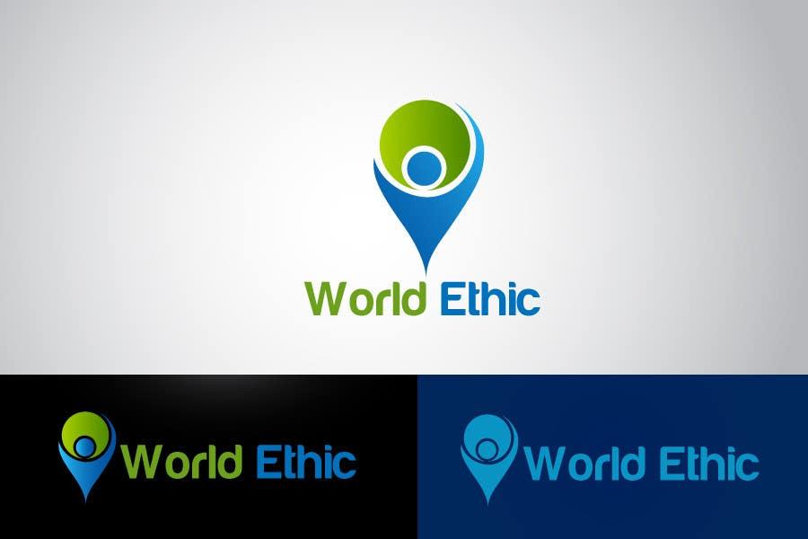 Inscrição nº                                         121                                      do Concurso para                                         Logo Design for World Ethic