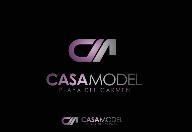 Konkurrenceindlæg #139 for Logo Design for Casa Model Luxury Home rental/Hotel