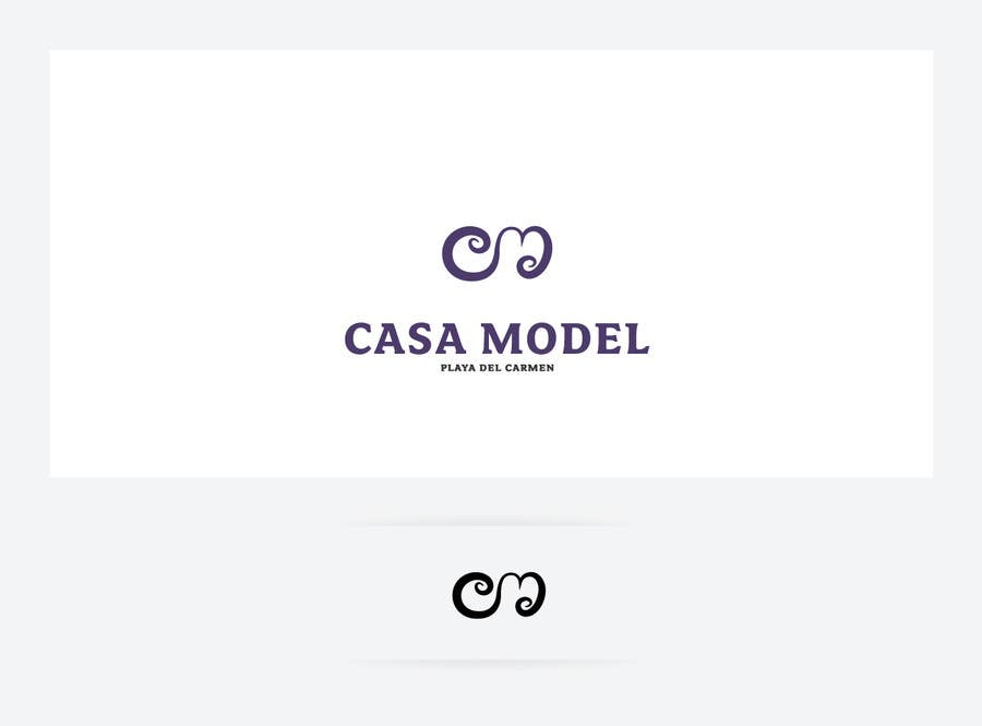 Konkurrenceindlæg #31 for Logo Design for Casa Model Luxury Home rental/Hotel