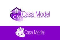 Graphic Design Kilpailutyö #166 kilpailuun Logo Design for Casa Model Luxury Home rental/Hotel
