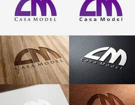 bantomi tarafından Logo Design for Casa Model Luxury Home rental/Hotel için no 2