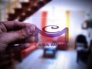 Graphic Design Konkurrenceindlæg #101 for Logo Design for Casa Model Luxury Home rental/Hotel
