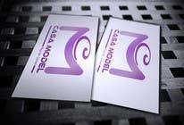 Graphic Design Konkurrenceindlæg #102 for Logo Design for Casa Model Luxury Home rental/Hotel