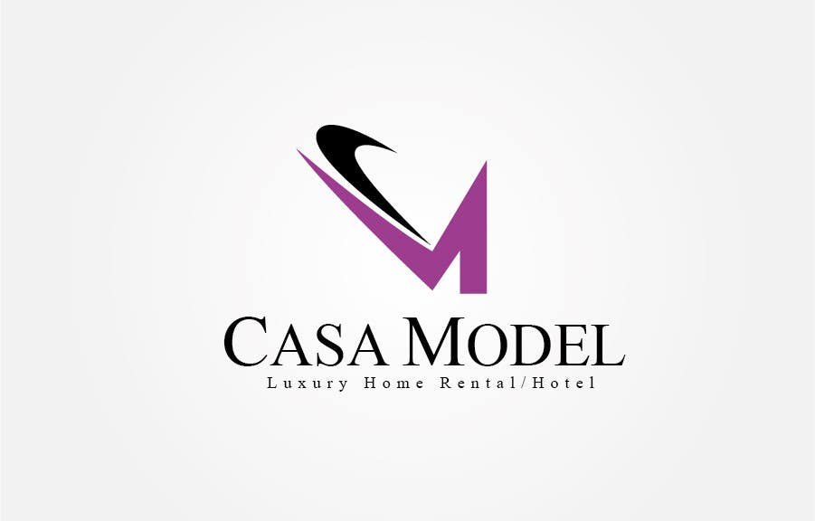 Konkurrenceindlæg #18 for Logo Design for Casa Model Luxury Home rental/Hotel