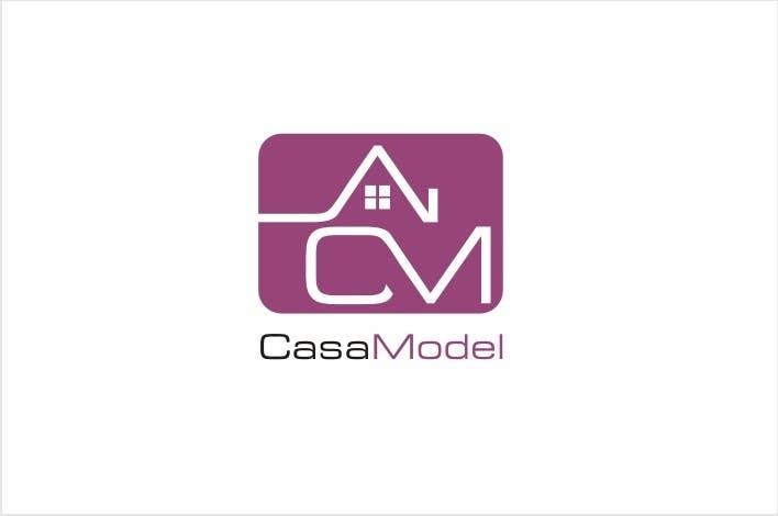 Конкурсная заявка №214 для Logo Design for Casa Model Luxury Home rental/Hotel