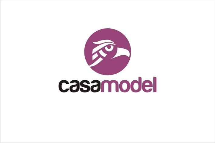 Konkurrenceindlæg #215 for Logo Design for Casa Model Luxury Home rental/Hotel