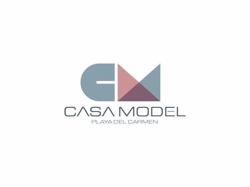 Konkurrenceindlæg #171 for Logo Design for Casa Model Luxury Home rental/Hotel