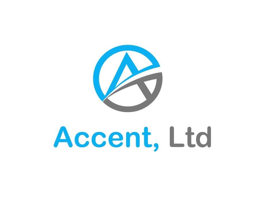 Konkurrenceindlæg #                                        115                                      for                                         Logo Design for Accent, Ltd