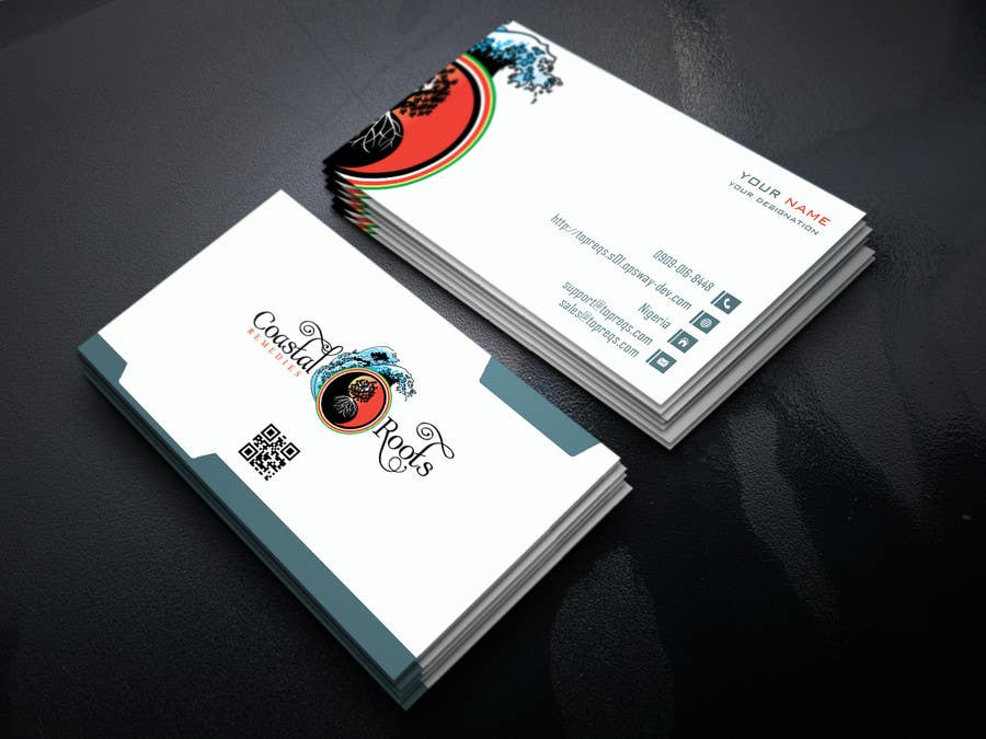 Entry #42 by zafreen786 for Design a Flyer & Business Card for start ...