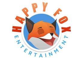 #45 untuk Happy Fox Logo oleh SirSharky