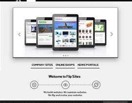#22 para Design Website for Web design company in PSD por urvidhanesha