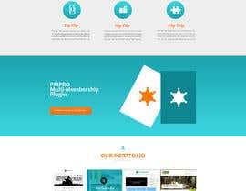 #19 para Design Website for Web design company in PSD por uniquedesign18