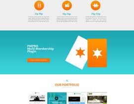 #20 para Design Website for Web design company in PSD por uniquedesign18