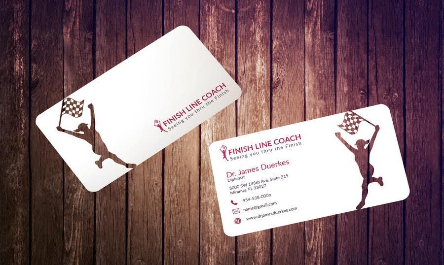 #140 for Design an innovative die cut business card! by sanjoypl15
