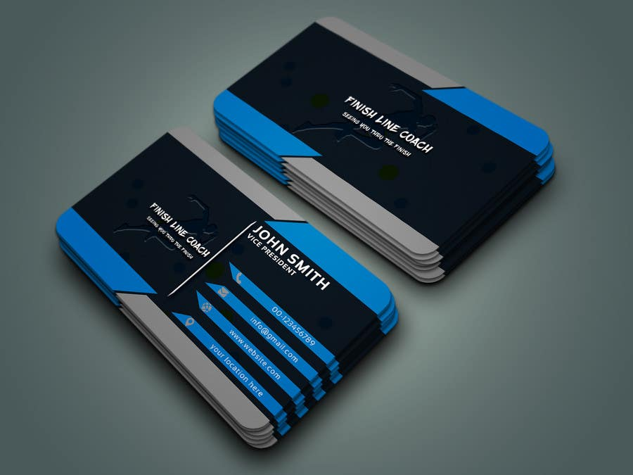 #123 for Design an innovative die cut business card! by Stanvir7
