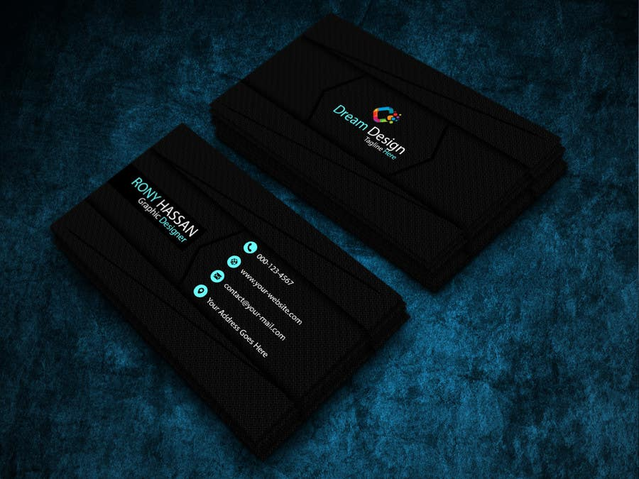 Entry #99 by rhrvirus for I need business cards designed in 5 ...