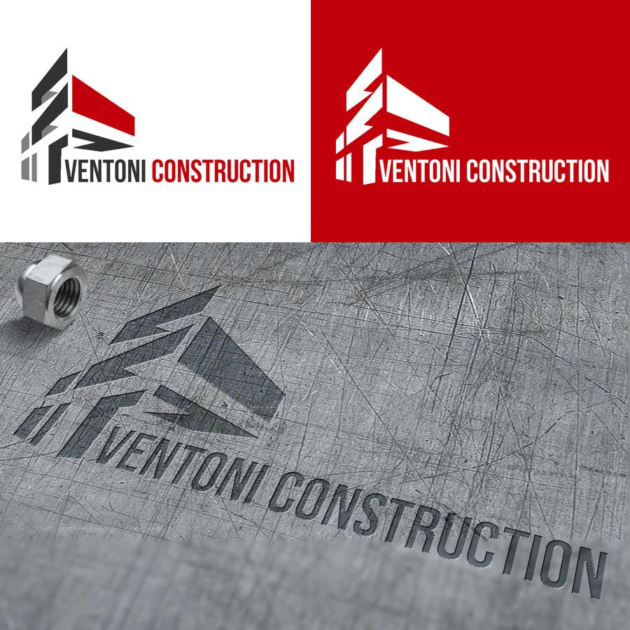 Entry #164 by unitmask for Construction Company Logo
