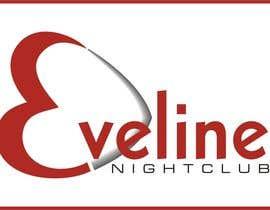 Nro 25 kilpailuun Nightclub Eveline Logo Modification käyttäjältä leobotsan