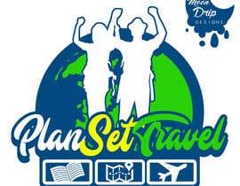 Nro 45 kilpailuun Design a Travel Blog Logo käyttäjältä markcallos