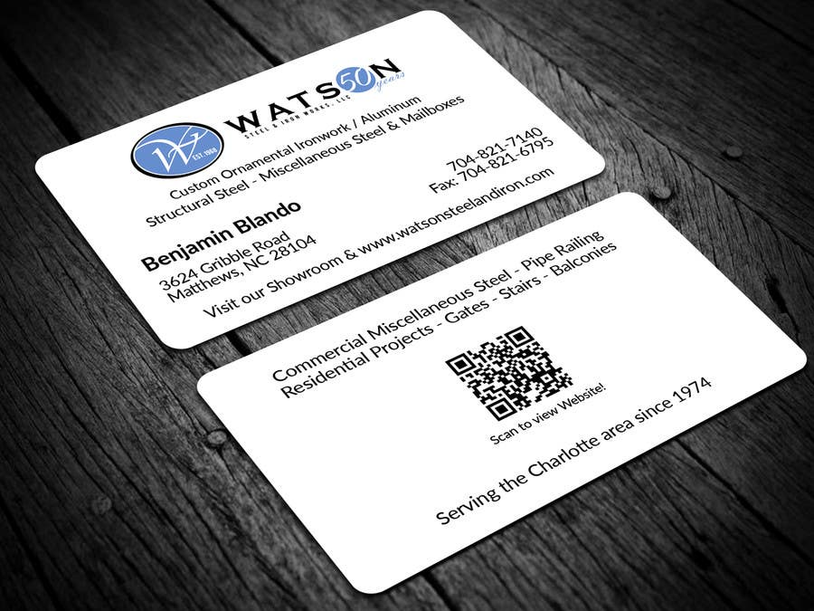Entry 8 by rahmatullahcse for watston steel design some business contest entry 8 for watston steel design some business cards letter head colourmoves