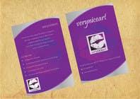 Graphic Design Konkurrenceindlæg #83 for Flyer Design for Very Nice Art Pte Ltd (veryniceart.com)