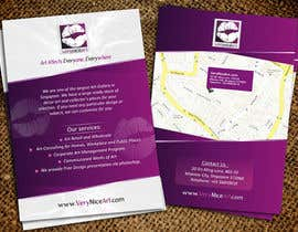 #80 para Flyer Design for Very Nice Art Pte Ltd (veryniceart.com) por Jabinhossain