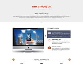 #13 untuk Design Website for Top Industry Company oleh sahapramesh