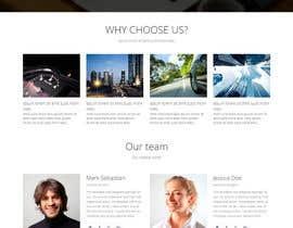 #12 untuk Design Website for Top Industry Company oleh chetanmenaria3