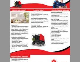 #8 para Design a Brochure de maidang34