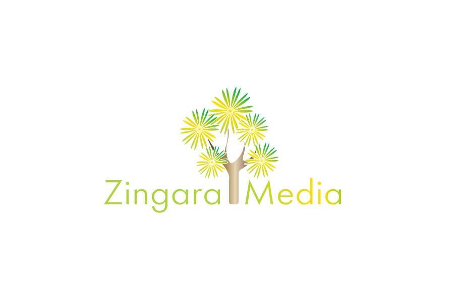 #69 for Logo Design for Zingara Media by CTLav
