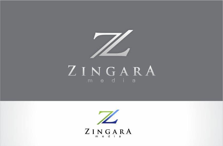 #194 for Logo Design for Zingara Media by timedsgn