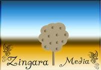 Graphic Design Конкурсная работа №218 для Logo Design for Zingara Media