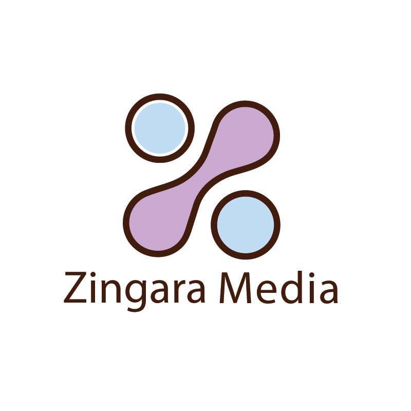 Конкурсная заявка №26 для Logo Design for Zingara Media