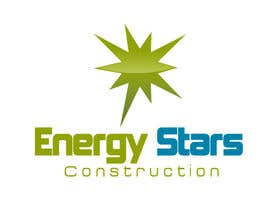 #171 para Logo Design for Energy Stars Construction por logoarts