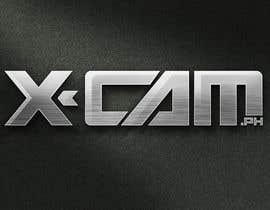 #118 para Design a Logo for x-cam por dindinlx