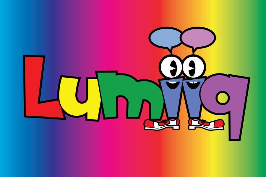 Logo Design Contest Entry #15 for Logo Design for Lumiiq