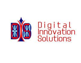 #249 para Logo Design for Digital Innovation Solutions por ROCCO965