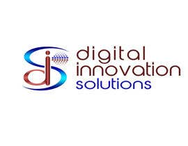 #242 untuk Logo Design for Digital Innovation Solutions oleh ROCCO965