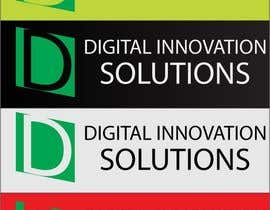 #256 para Logo Design for Digital Innovation Solutions por sagarbarkat