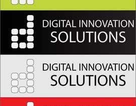 #255 cho Logo Design for Digital Innovation Solutions bởi sagarbarkat
