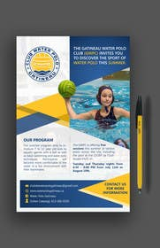 Image of                             Design brochure for local sports...
