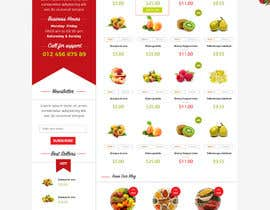 #20 cho Design a website for a food marketplace bởi moatazazab5