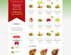 #26 cho Design a website for a food marketplace bởi moatazazab5