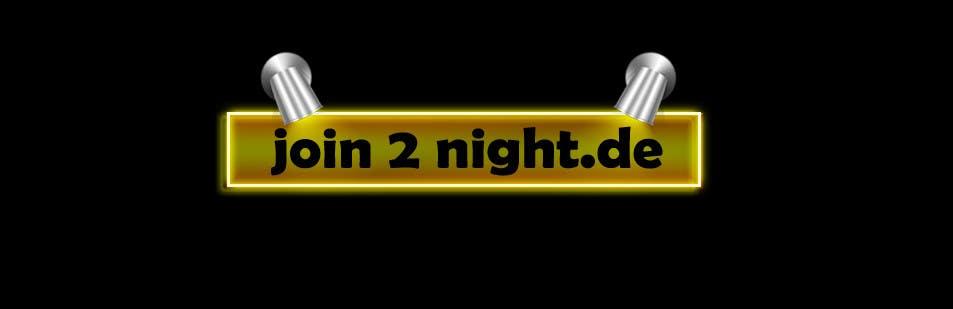 Inscrição nº                                         119                                      do Concurso para                                         Logo Design for join2night.de