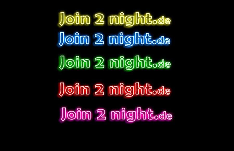 Inscrição nº                                         120                                      do Concurso para                                         Logo Design for join2night.de
