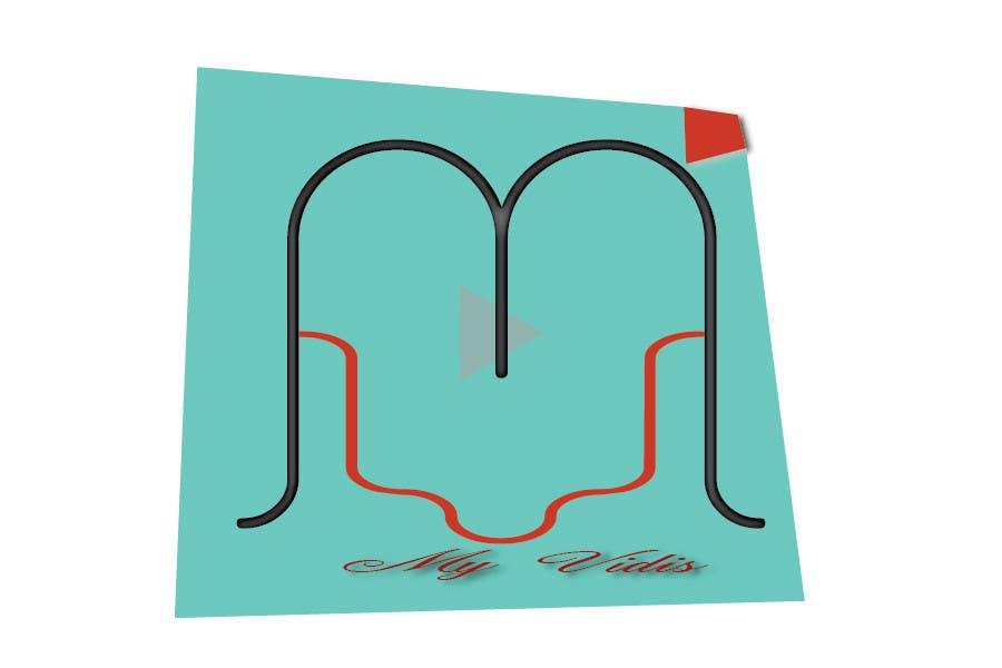 Contest Entry #455 for Logo Design for MyVidis.com