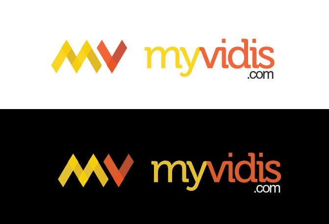 Contest Entry #457 for Logo Design for MyVidis.com
