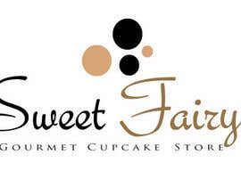 #73 para Logo Design for Sweet Fairy Gourmet Cupcake Store por gravity12345